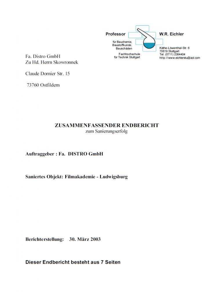 Filmakademie Ludwigsburg Endbericht Sanierungserfolg_1